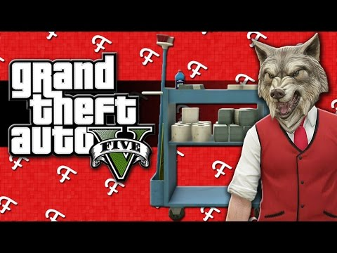 GTA 5: Caution Brady, Airport Easter Egg Room, Helicopter Bet (Comedy Gaming)