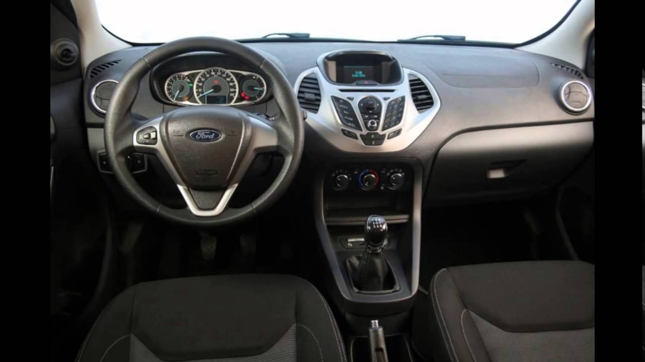 2016 ford ka interior youtube. Black Bedroom Furniture Sets. Home Design Ideas