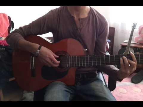 Orxan Kerimli    Dert olur      Haluk Levent cover   Azeri gitar