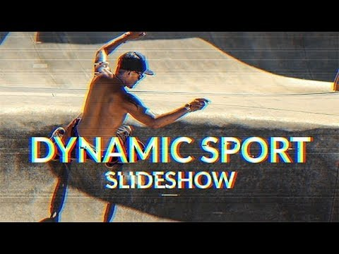 DYNAMIC SPORT SLIDESHOW – Free Download After Effects Templates