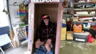 How To Build A Cheap Outhouse