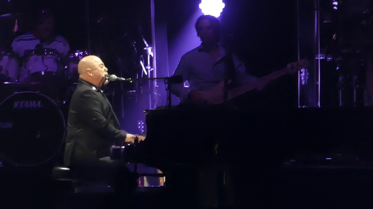 Piano Man Billy Joel Madison Square Garden New York 2 21 18 Youtube