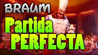 Braum Support ¡Partida PERFECTA, full build min 22! - Ep.197 (Español)