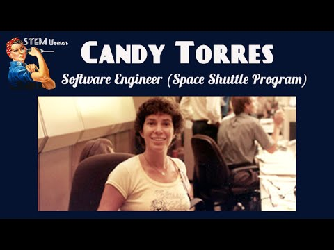 In the Spotlight with Candy Torres: Engineer for the Space Program
