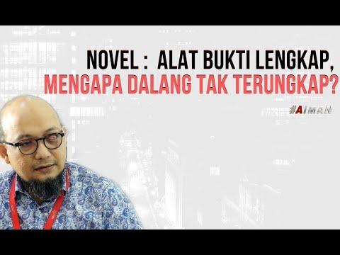 Novel: Bukti Lengkap, Dalang Tak Terungkap? - Politik, Jenderal, & Temuan Menarik Kasus Novel (5)