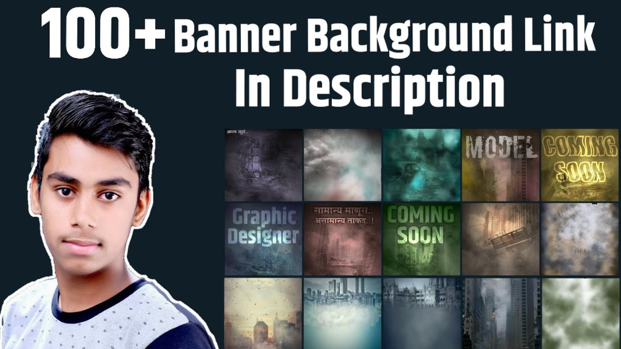 Banner Editing Background Download Link