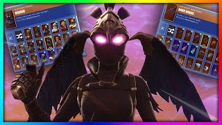 "Before You Buy ""RAVAGE"" - All Skins and Back Bling's Combinations in Fortnite"