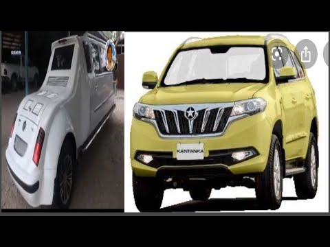 Ghana Exports Limousine Tricycles to Europe