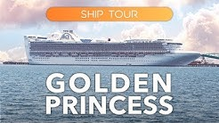 Golden Princess: GUIDED TOUR & REVIEW [2019] Food/Cabin/Activities