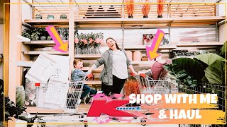 KMART AUSTRALIA SHOP WITH ME AND HAUL | Whole bedroom makeover for under $350