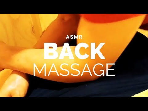 Back Waist Sports Massage