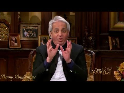 Benny Hinn 2016, The Power of Your Words, April 2016