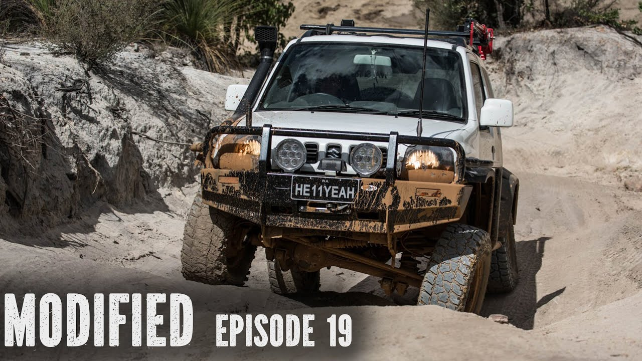 Suzuki Jimny 4x4 Modified episode 19