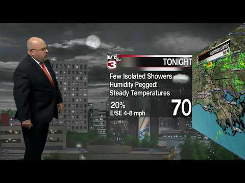 Rob's weather forecast part 1 10-14-19 10pm