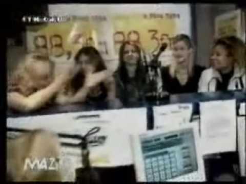 PopStars 2003 - Σχηματισμός group,Live & Rehersals Hi5