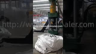 Aluminium And Plastic Chips Briquetting Machine