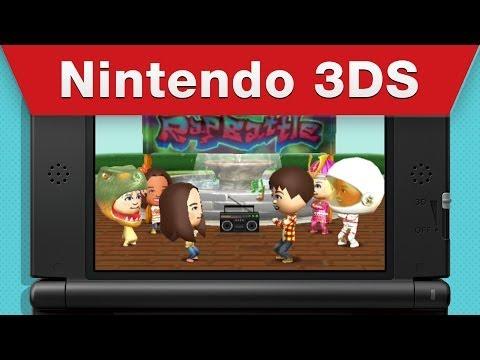 Nintendo 3DS - Tomodachi Life