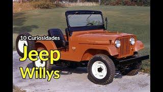 Jeep Willys: da guerra para as ruas em 10 curiosidades | Carros do Passado | Best Cars