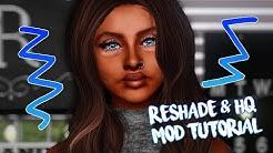 Installing/Uninstalling Reshade 3 0 6 - The Sims 4