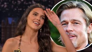 Brad Pitt Being Thirsted Over By Female Celebrities Jennifer Lawrence, Margot Robbie +