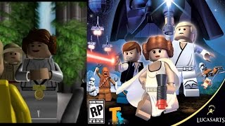 Lego Star Wars - A New Hope [Ending]