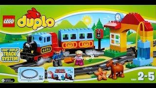 Lego Duplo 10507 (Мой первый поезд)