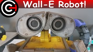Wall-E Robot! - Fully 3D Printed (Sort of Works)