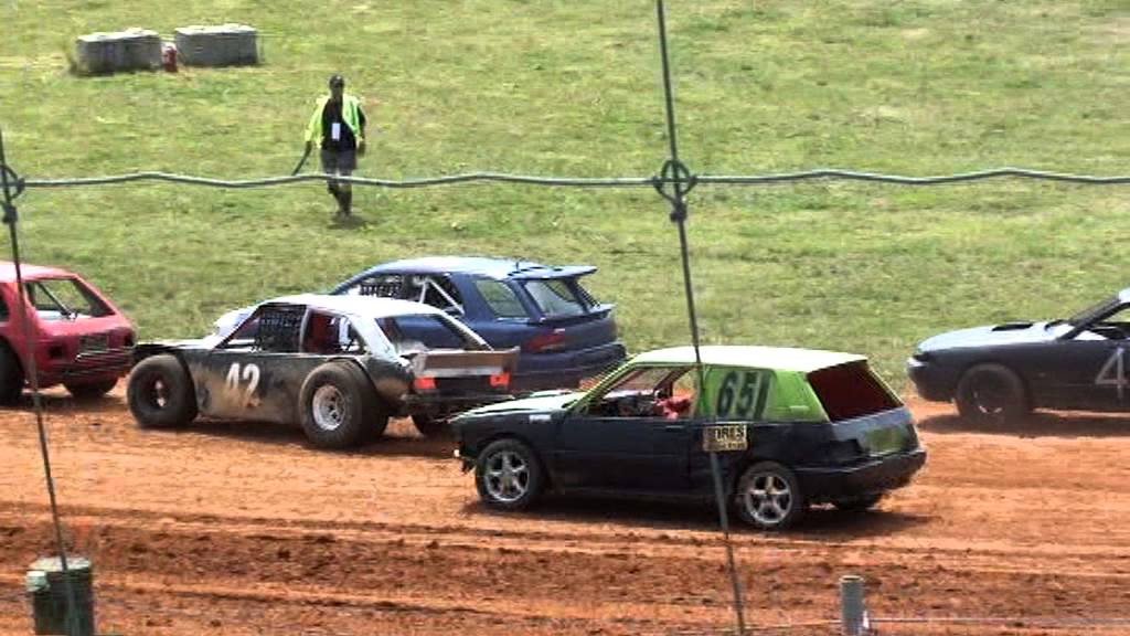 Waiuku Dirt Track Feb Cyl And S Race Part Youtube