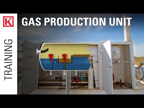 How a Natural Gas Production Unit (GPU) Works