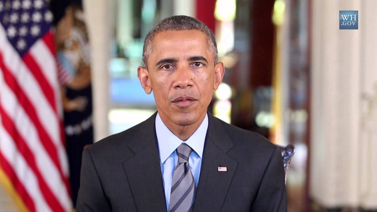 President Obamas Greeting For Rosh Hashanah Youtube