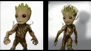 Guardians Of The Galaxy 2: How They Designed Baby Groot Blu-ray Bonus Feature