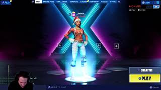 A$AP ROCKYS FREE PLAYERS | latenite forts w/ LJ | Fortnite
