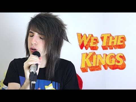 We The Kings - Check Yes Juliet cover | Jordan Sweeto