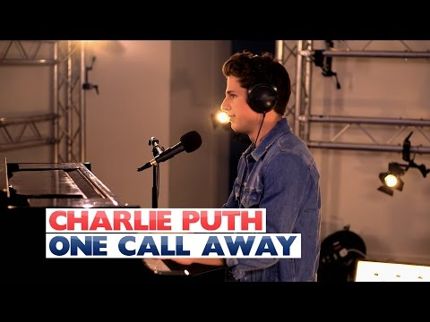 Charlie Puth - 'One Call Away' (Capital Session)