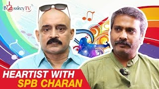 SPB Charan about Airtel Tune Controversy | SP Charan Exclusive Interview | Heartist | Bosskey TV