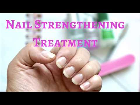 Nail Strengthening Treatment – The Motherly Escape