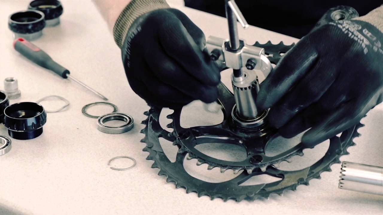 Mounting Of Ceramicspeed Bottom Bracket For Campagnolo