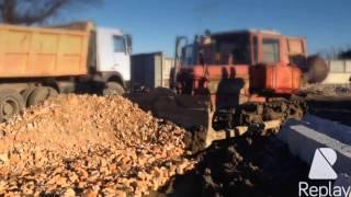 видео Планировка территории. Подготовка участка под застройку в Перми