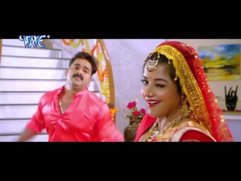 सबसे हिट गाना 2017 - पाला सटा के  - Monalisa - Pawan Singh - Bhojpuri Hit Songs 2017 New
