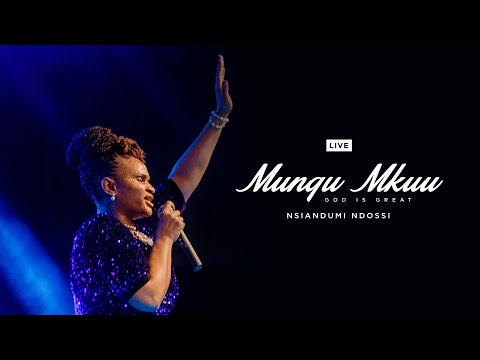 Download Mungu Mkuu (Live) - Pastor Nsiandumi Ndossi [Official Music Video]