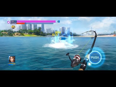 FishingStrike - A Next-gen Fishing Game