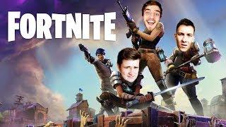 FORTNITE! w/ Bax & House thumbnail