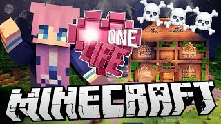 The Danger House | Ep. 15 | Minecraft One Life 2.0