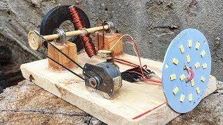 Free energy kit 100% working new self running generator easy homemade