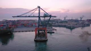 Mammoet Completes New Phase Of Terminal Expansion In Veracruz, Mexico