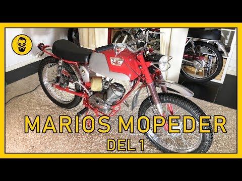 Marios Italienska Mopeder DEL 1
