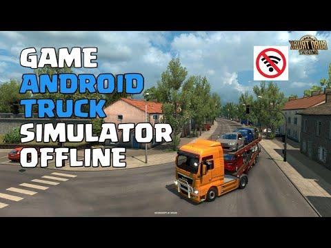 5 GAME ANDROID TRUCK SIMULATOR TERBAIK 2019 #2 ( Top Best Game Truck Simulator For Android And IOS )