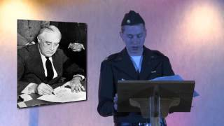 Medal of Honor recipient Jack Williams of Harrison - Boone County Heritage Museum video