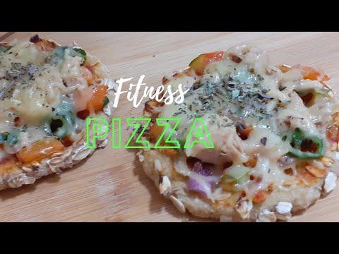 recette-de-pizza-healthy-😍🔥how-to-make-a-low-carb-pizza