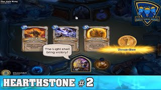 Hearthstone: The lich King with a Budget Priest deck